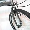 351-TERB-LIN-1801 Tern 2018 Link A7-鋁合金折疊車20吋7速Shimano Tourney變速406輪組灰底灰標