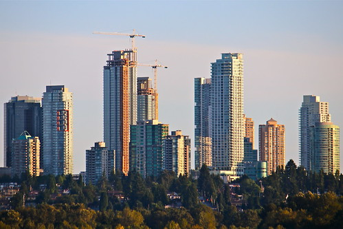 Metrotown Reaching | by Setting Sun to Rising Sun