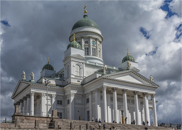 Helsinki Cathedral #2