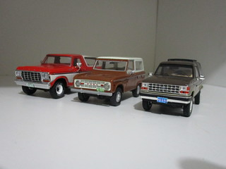 Ford Bronco Models | by IFHP97