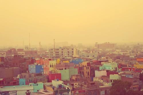 qillakuhnamultan multan sunset colors historicalbuildings cityview