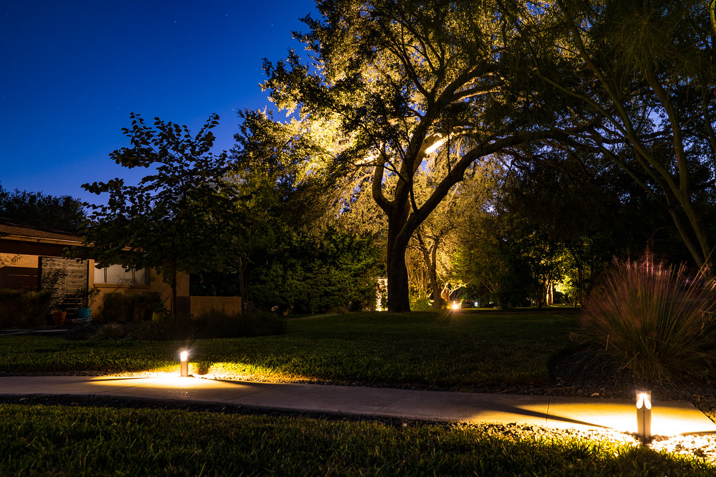 ... Low Voltage Outdoor Lighting | By Nan Palmero