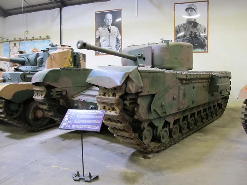 처칠 Mk VI1