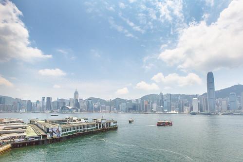 Victoria Harbour - Hong Kong | by IQRemix