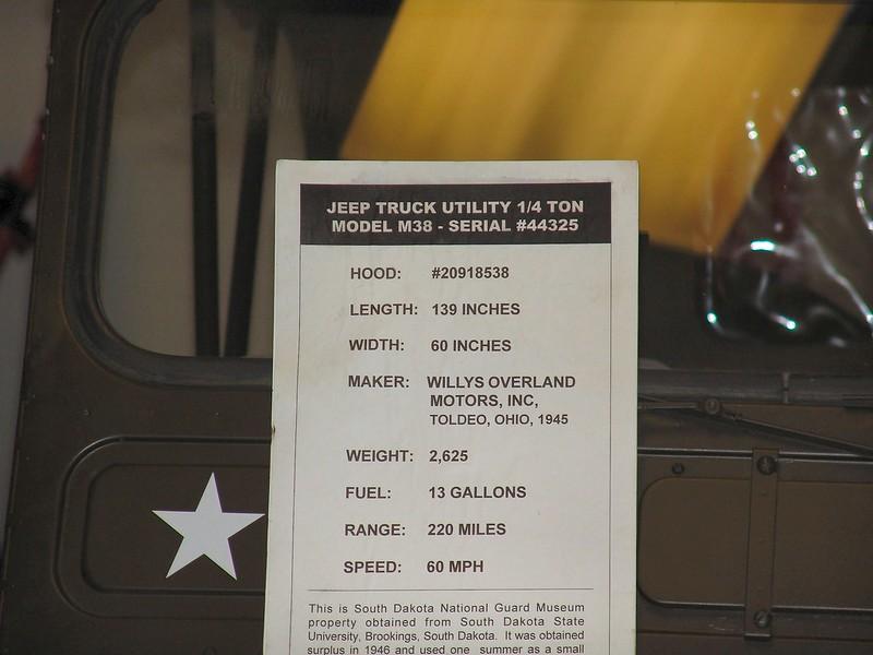 M38 Jeep 1