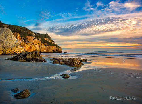 avila avilabeach pacificocean beach ocean sunset water lowtide getty gettyimages mimiditchie mimiditchiephotography