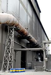 Interpipe steel (the barrels)