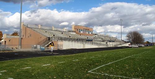joequintalfield quintalfield football stadiums dakotawesleyanuniversity dakotawesleyantigers mitchellsd davisoncountysd southdakota