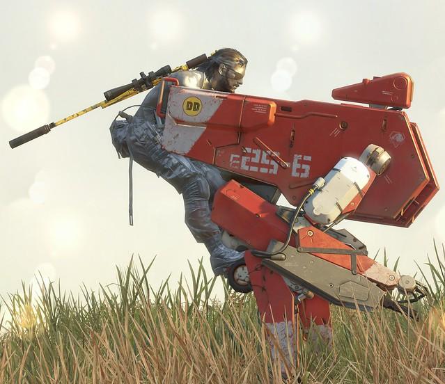 Metal Gear Solid V: The Phantom Pain - Alt ver.