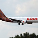 Lion Air Boeing 737-8 MAX PK-LQK by @fikrizzudinoor