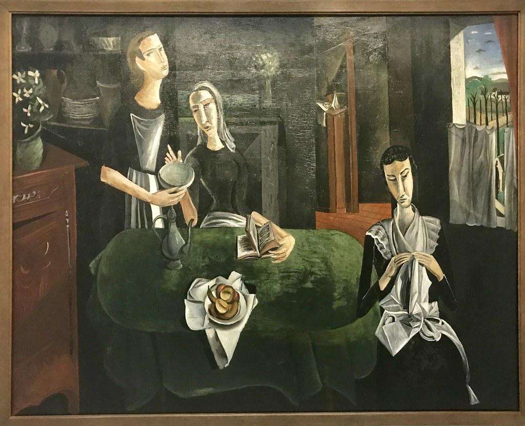 Rétrospective André Derain 1904-1914, la décennie radicale au Centre Georges Pompidou #ExpoDerain