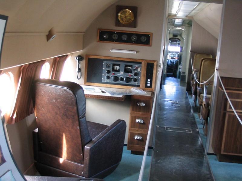 Lockheed VC-121 Bataan 5