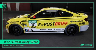 "#17 ""E Post-Brief"" DTM 