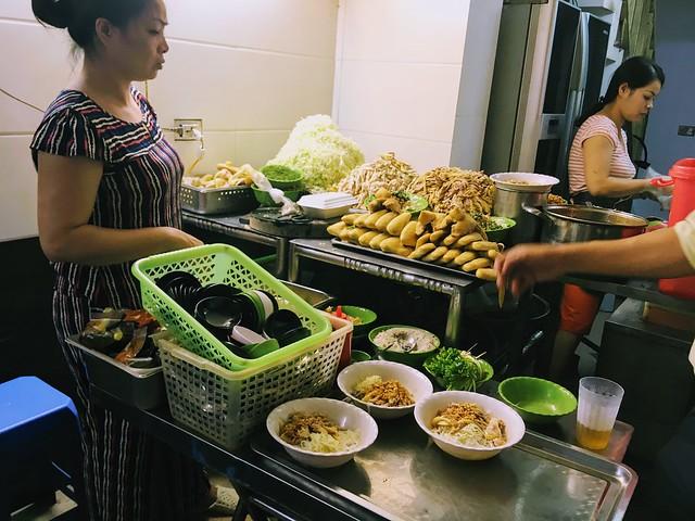 Hanoi - Street Food