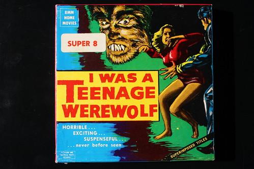 I Was A Teenage Werewolf Super 8 Film