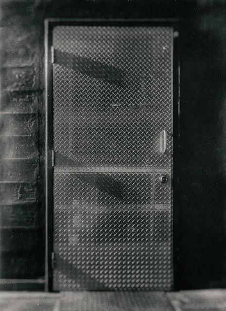 Lynchian Stage Door