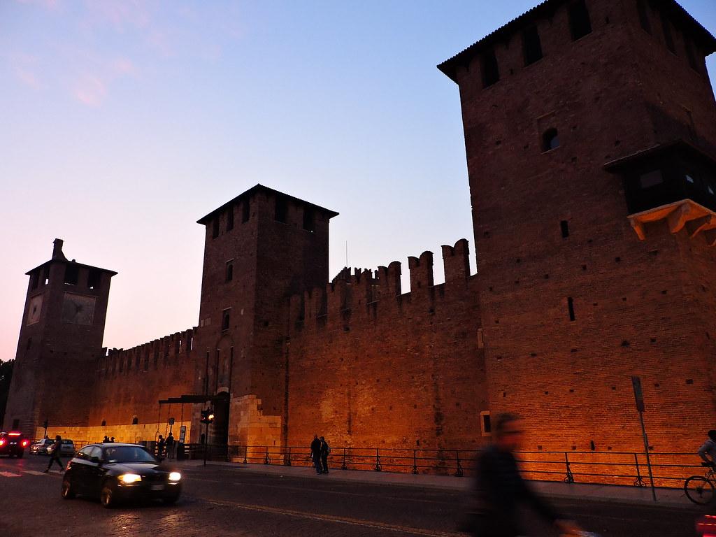Museo Di Castelvecchio.Museo Di Castelvecchio Verona Dimitris Kamaras Flickr