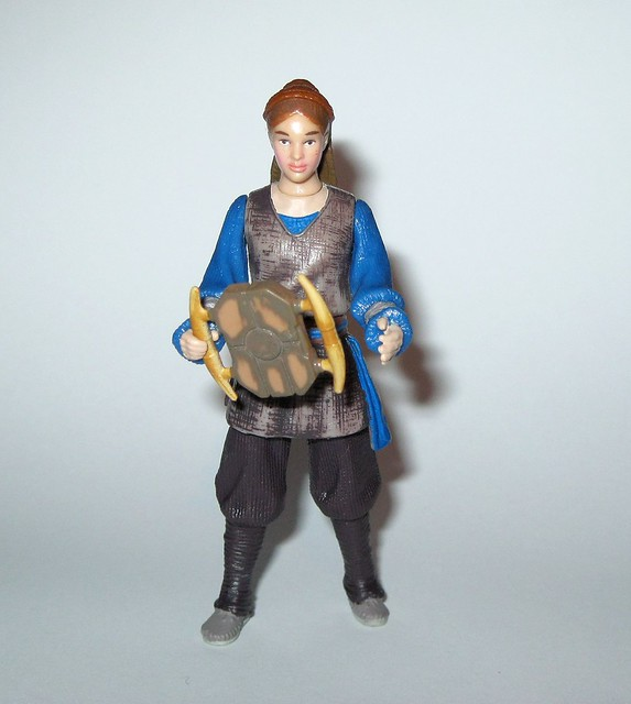 padme naberrie with pod race view screen star wars episode 1 collection the phantom menace collection 1 basic action figures 1999 hasbro g
