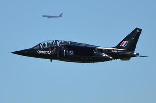 DSC_0069 - Dassault-Dornier Alpha Jet A, ZJ647, QinetiQ, RAF Fairford, 10th July 2014.