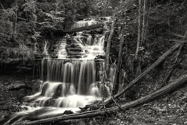 Wagner Falls Munising, Michigan