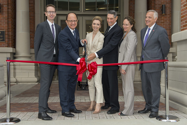 Grand Opening Celebration of Michelson Hall 11-1-17