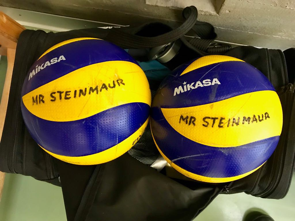 Plauschvolleyball-Turnier Stäfa 29.10.17