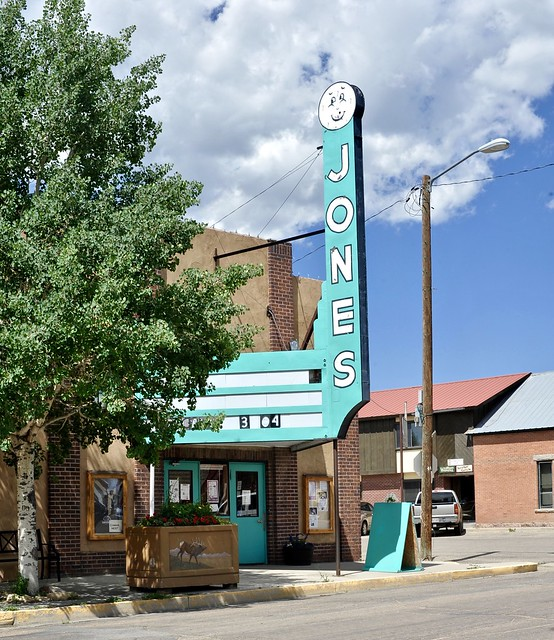 Jones Theater - Westcliffe,Colorado