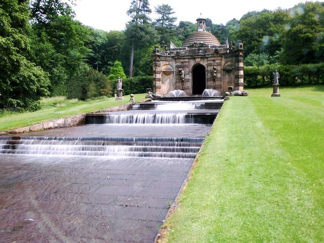 The Strid Chatsworth House