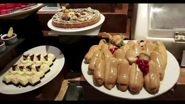 Silver Shell Cafe Shangri-La Rasa Sentosa