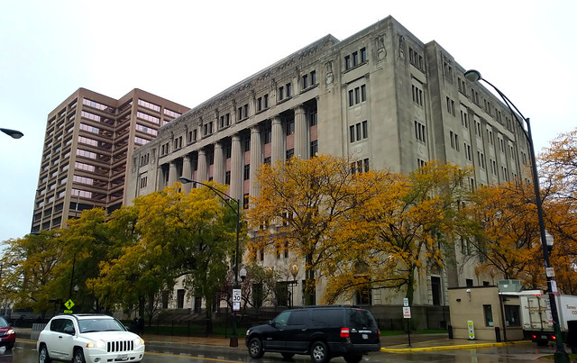 Cook County Criminal Courthouse