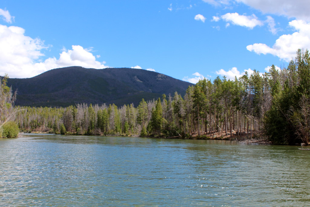 Colorado Grand Lake Shadow Mountain Lake Shadow Mountai Flickr