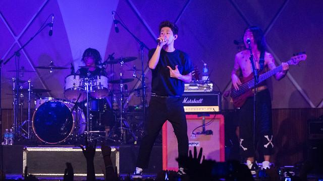One Ok Rock @ Cine Joia