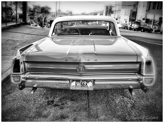 Vintage Buick Automobile
