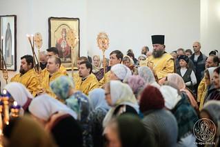Освящение храма 640