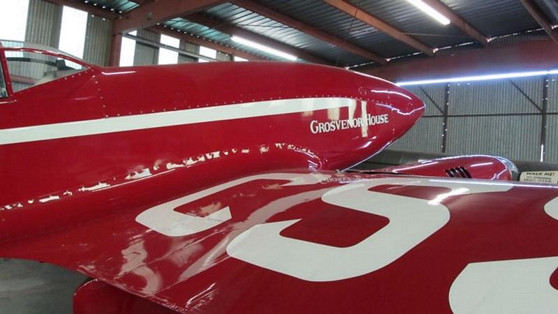 De Havilland DH.88 Comet 5