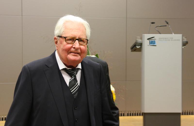 Trauer um Hans-Jochen Vogel