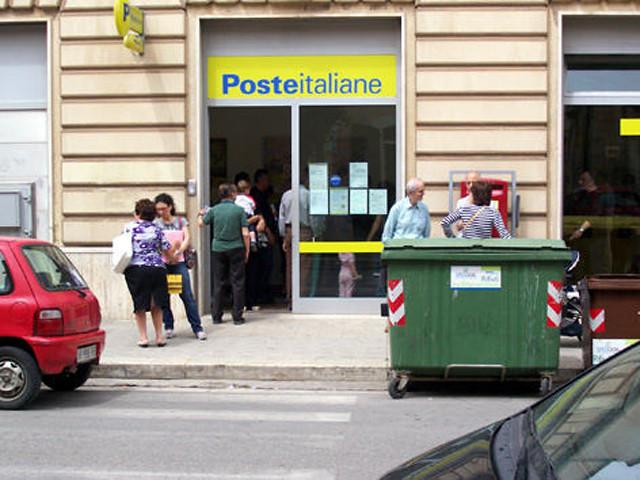 ufficio postale gioia del colle