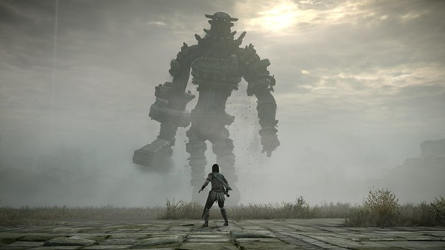 Shadow of the Colossus PGW-02