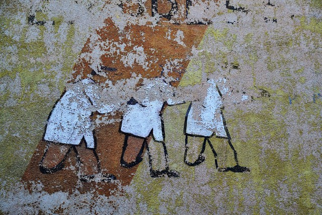 évolution murale