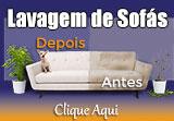 Lavagem de Sofá em Aracaju