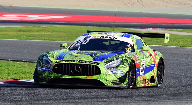 Mercedes AMG GT3 / Valentin Pierburg / DEU / Tom Onslow-Cole / GBR / Automotive Performance