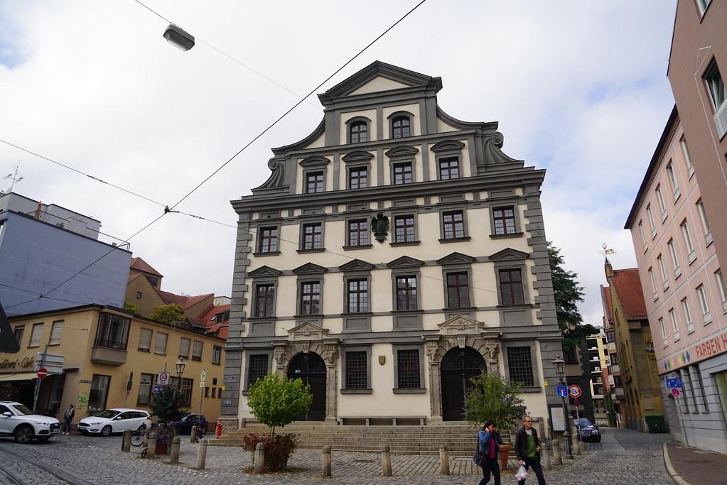 Visitare Augsburg