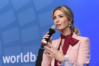 Senior Adviser To The President Of The United States Ivanka Trump | by World Bank Photo Collection