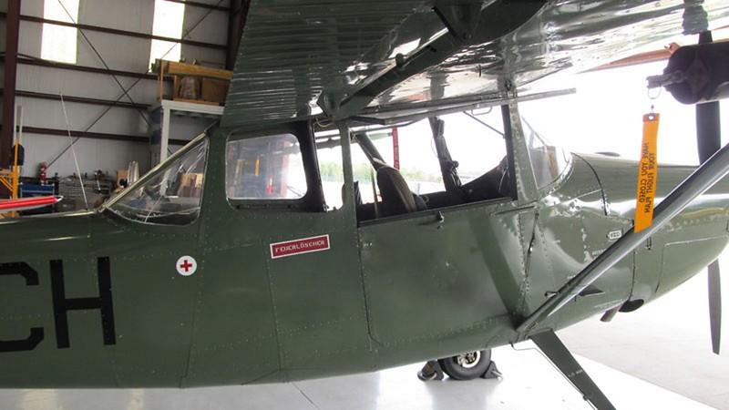 Cessna L-19 Bird Dog 5