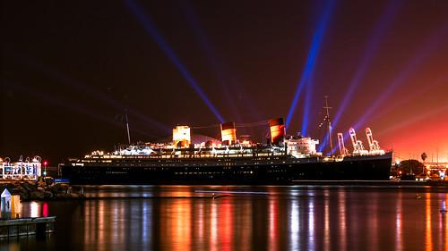 he queen mary ocean liner queenmary oceanliner