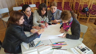 Training in Vanadzor | by British Council Armenia