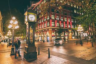 Gastown Steam Clock | by IQRemix