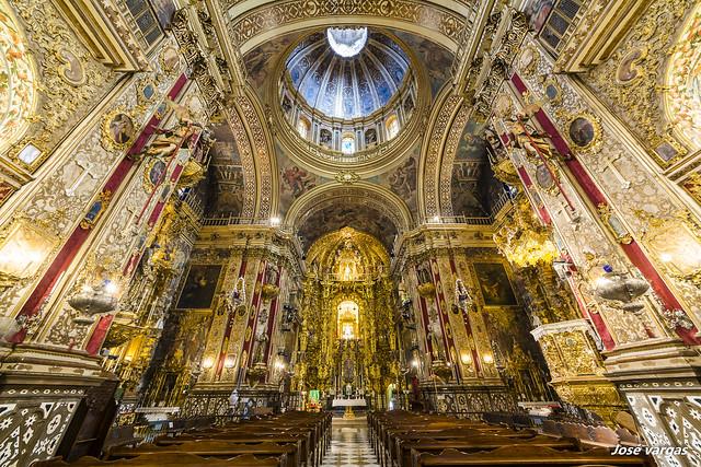 Iglesia de San juan de Dios.Granada