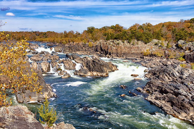 The Great Falls of the Potomac River
