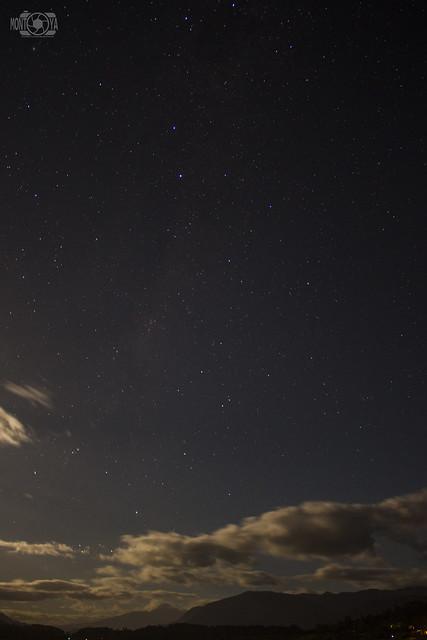 #Night #Sky #Volcano